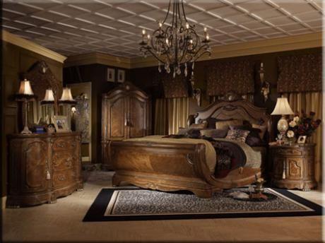 Picture of The AICO Cortina® Bedroom Collection MÓVEIS ANTIGOS E