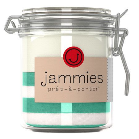 Jammies Baby Clothes Packaged In A Jam Jar Luxurious Clothing In