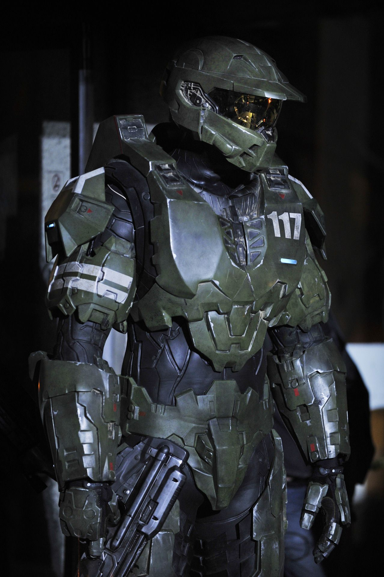 I Would Like The Package Armor From Halo Legends Halo 5