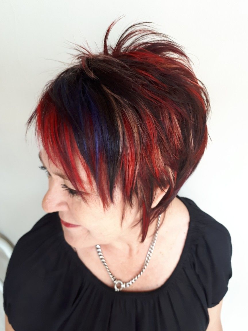 Color plus the other coolor on top hair pinterest hair