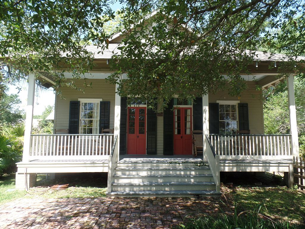 creole house plans with porches.  A Barge Board Creole Cottage cottage