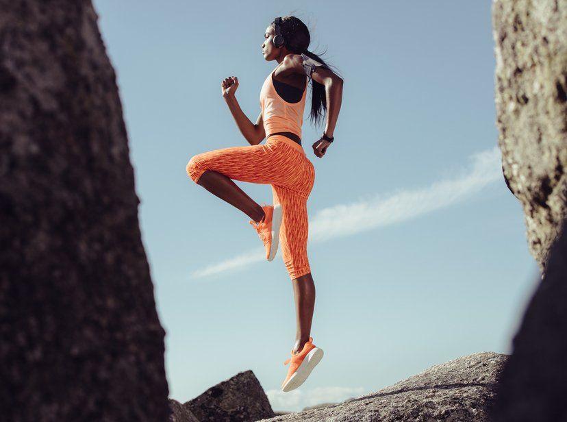 Abnehmen: Workout-Übungen verbrennen Kalorien