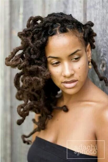 Wild Style Locs Hairstyles Natural Hair Styles Beautiful Natural Hair