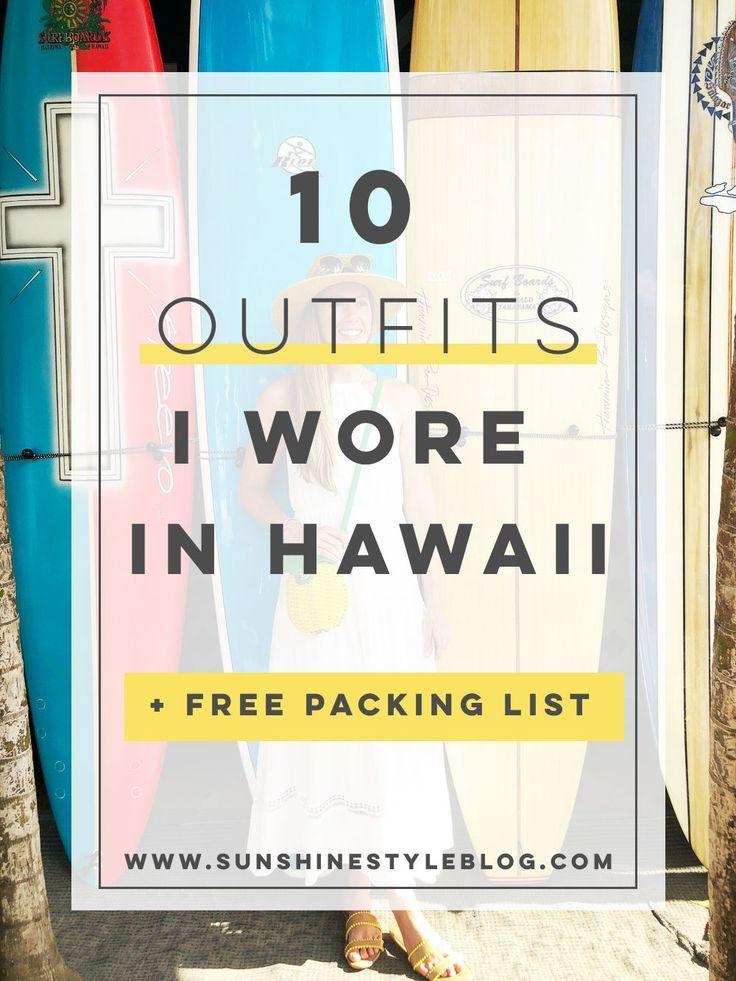 Hawaiian Trip