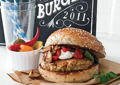 """""""burgers"""" can be good and healthy i am learning....."""