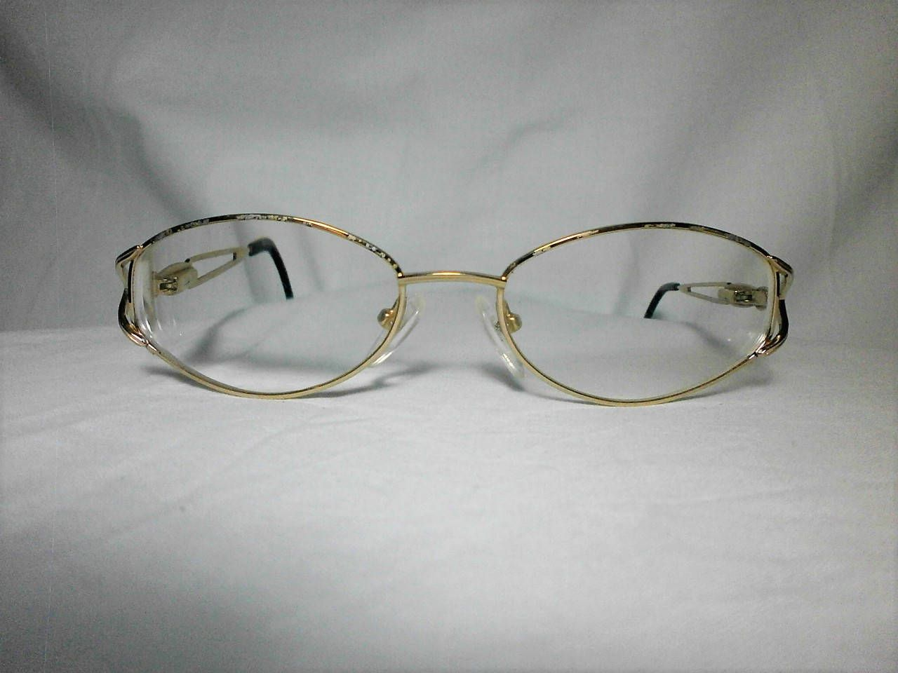 e02ec0684f77 Better Self F6018 Metal Optical Frames Decorate Temple Eyewear