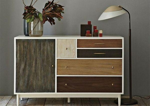 Commode chambre à coucher élégante et fonctionnelle | Wood working ...