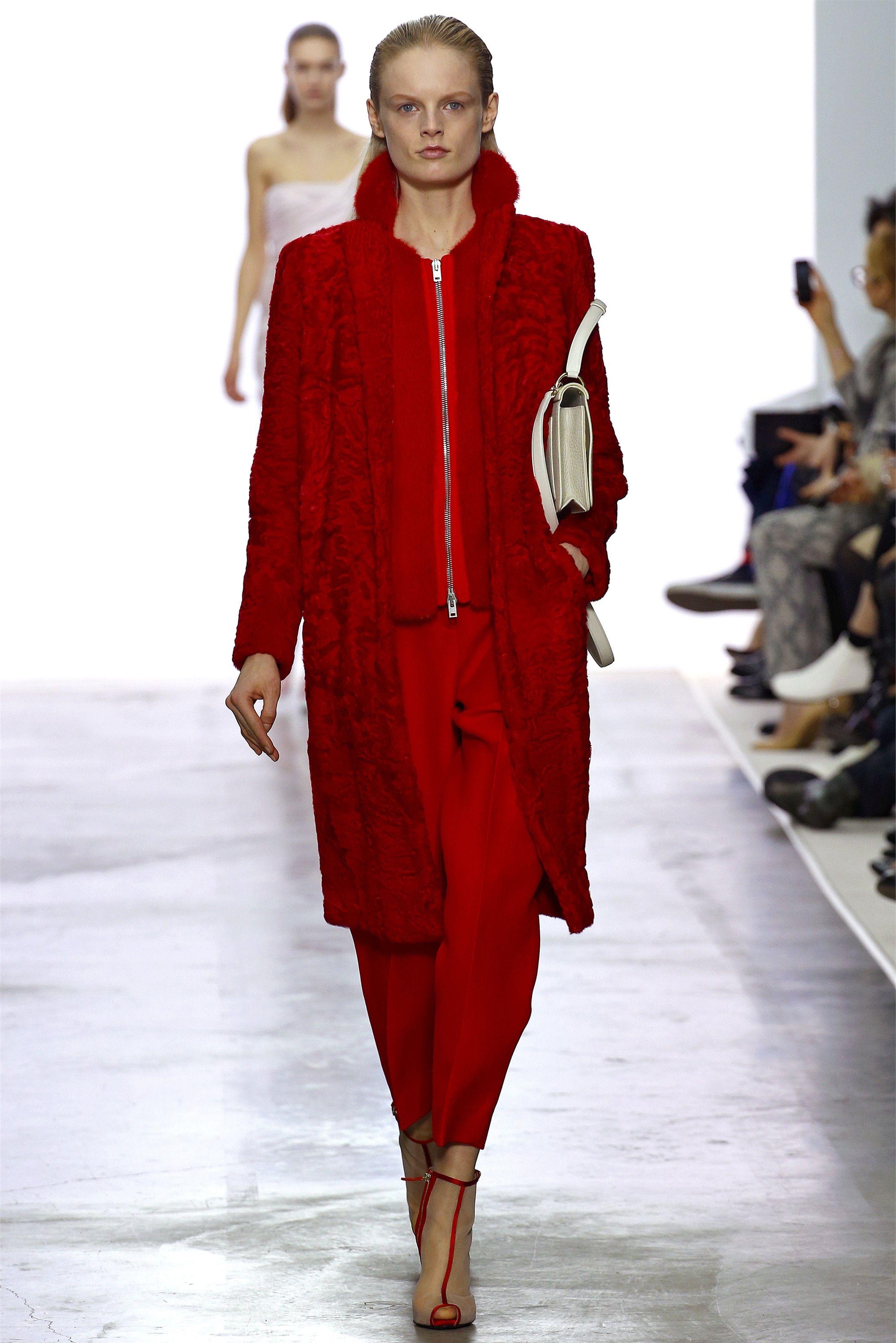 pics Karen Walker FallWinter 2013-2014 RTW – New York Fashion Week