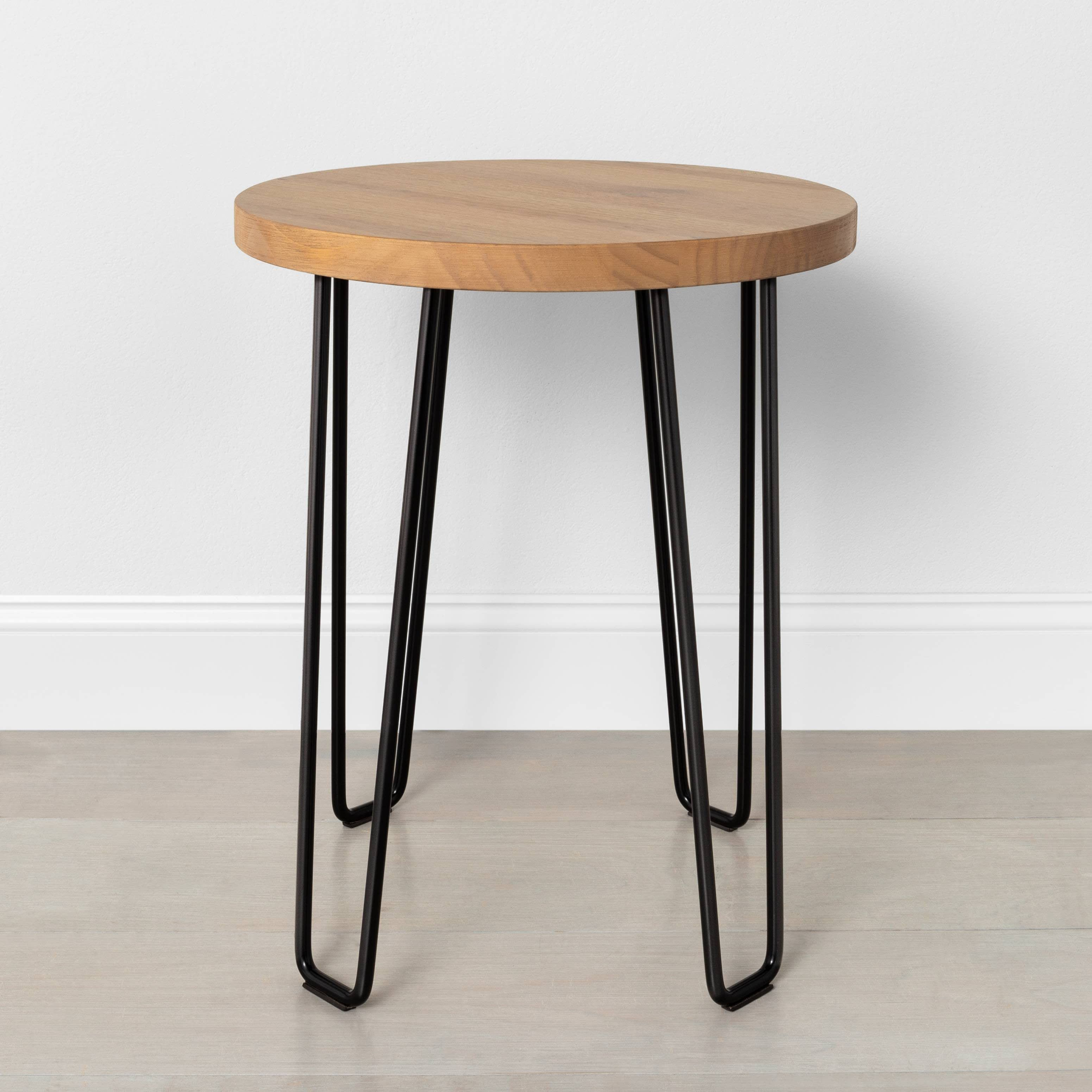 Chip And Joanna Gaines Are Launching An Inexpensive Furniture Line At Target And We Got An Exclusive Sneak Peek Magnolia Furniture Accent Table Round Accent Table