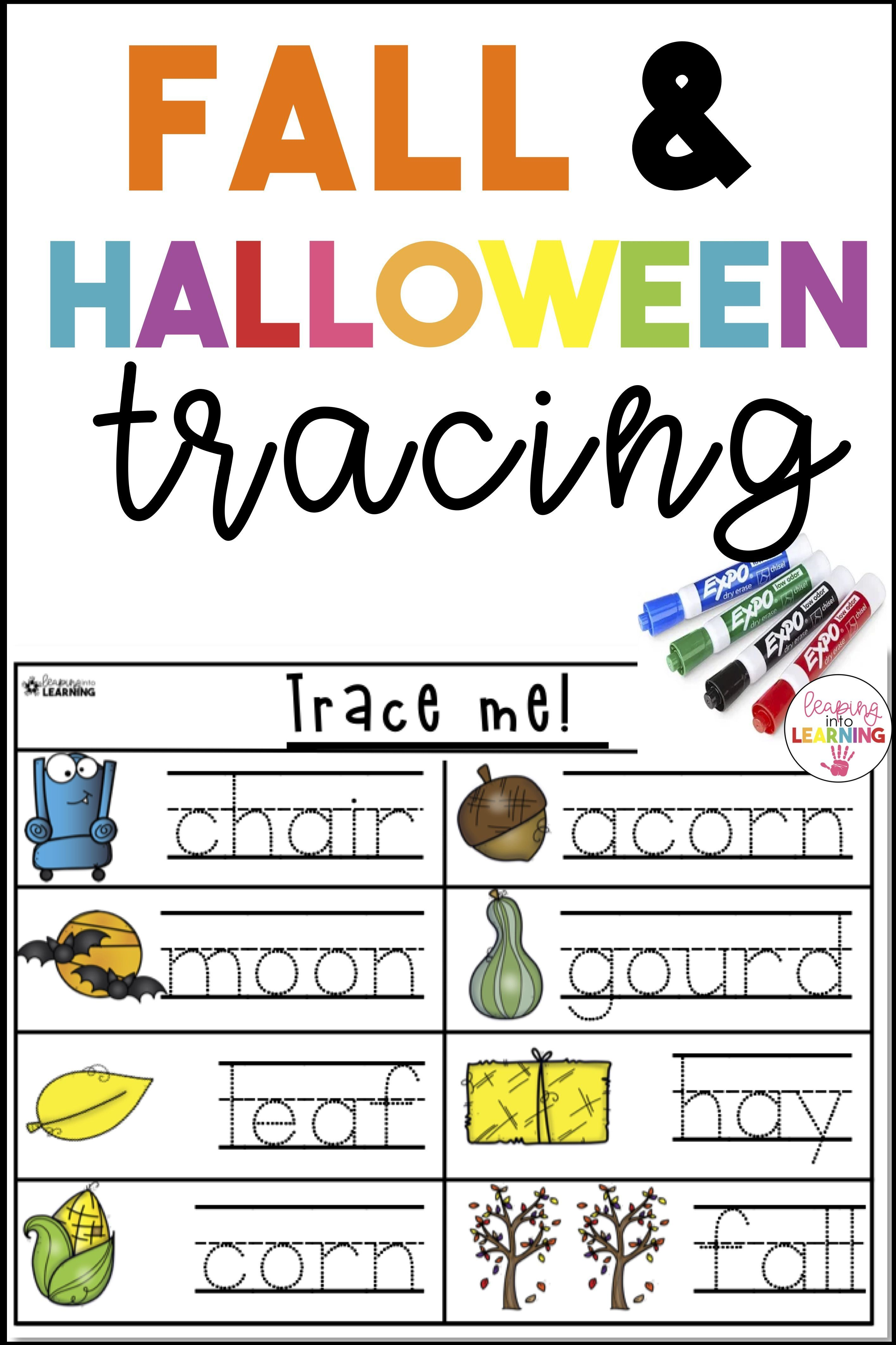 Fall Activities For Preschoolers With Images