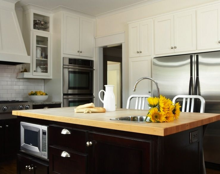 Kitchen Ideas Two Tone Cabinets terracotta properties - kitchens - navy 1006 counter stool, two
