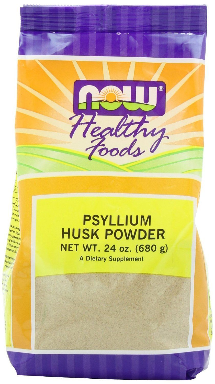Amazon com: Now Foods Psyllium Husk Powder, 24-Ounce: Health