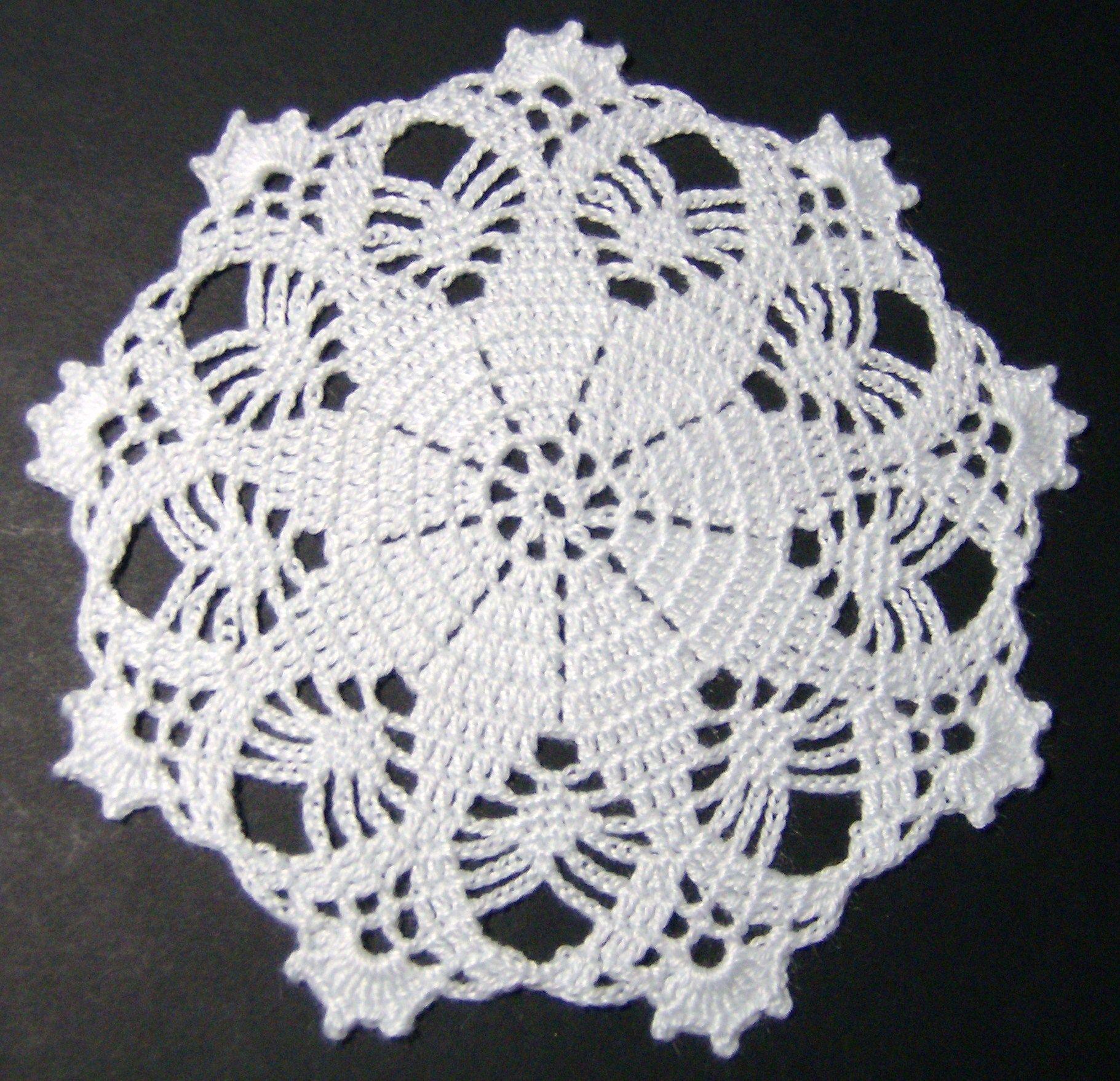 Crochet Doily Handmade   Crochet - Doilies   Pinterest   Ganchillo y ...