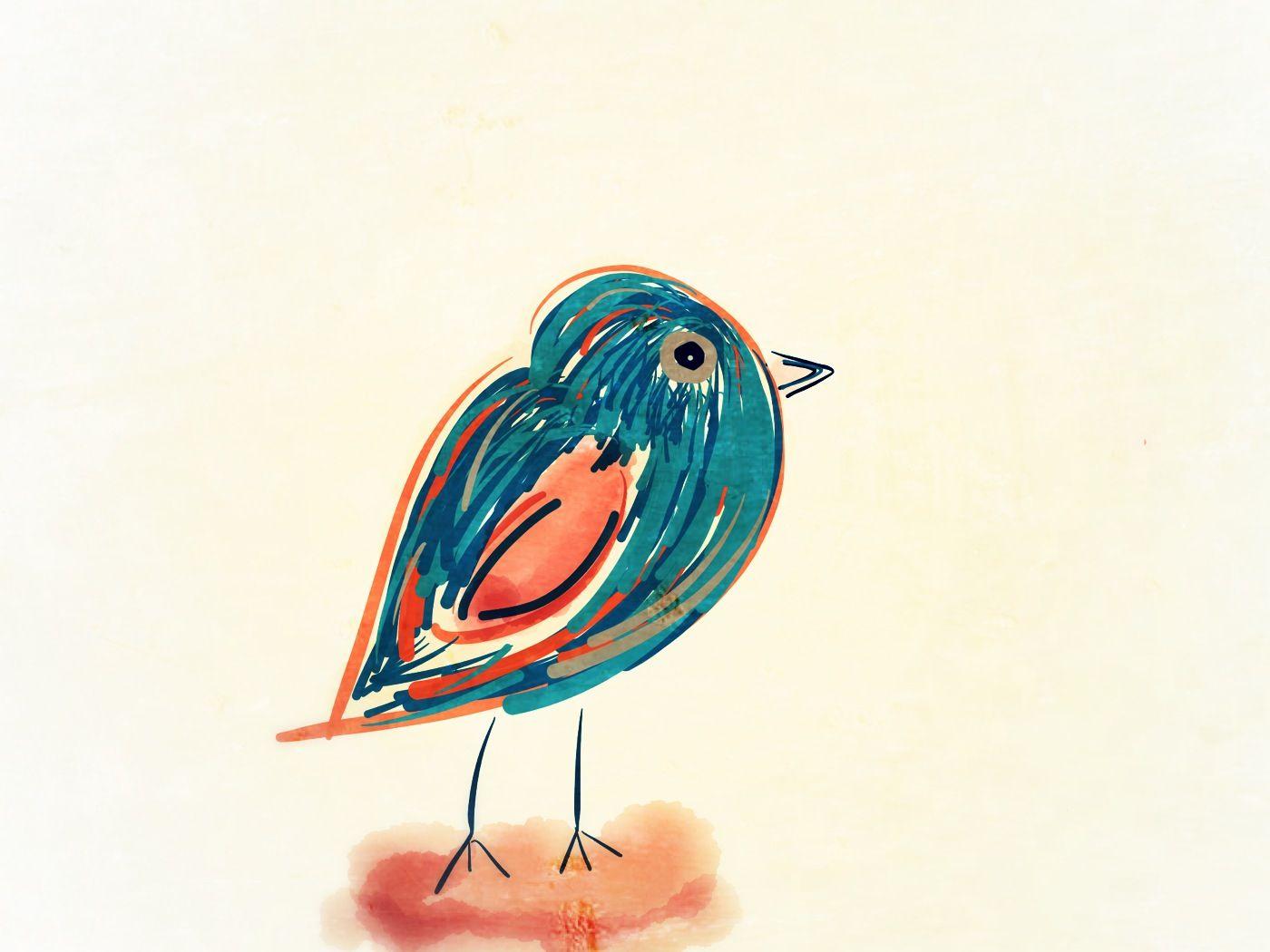Little bird. paper 53 app