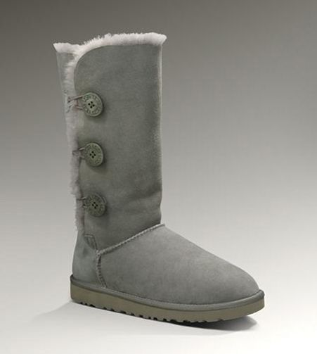 ... ugg bailey button triplet 1873 grey for sale in ugg outlet save more  than 100