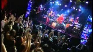 El concierto Roxette en 2001 en Barcelona, Spain.