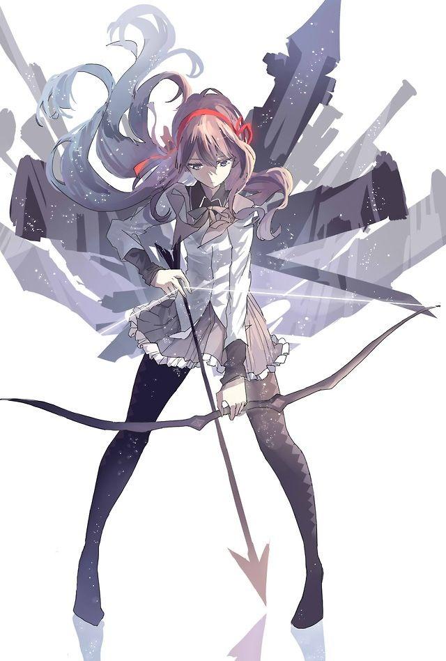 Homura Akemi Madoka Magica Anime Artwork Anime Manga Cosplay
