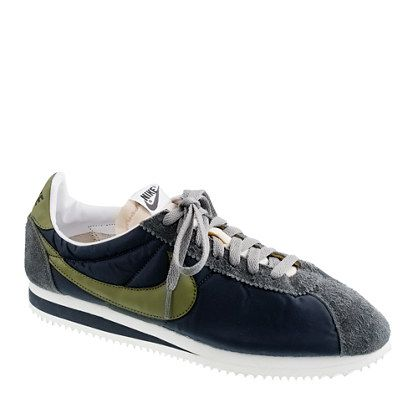 Footwear · Nike® for J.Crew Vintage Collection Cortez® sneakers