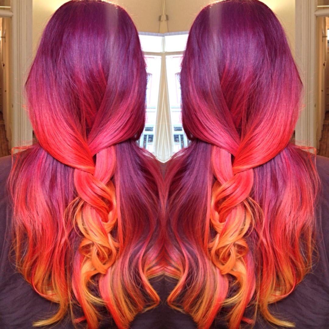 35 Stunning New Red Hairstyles Haircut Ideas For 2021 Redhead Ideas Mermaid Hair Color Hair Styles Bright Hair