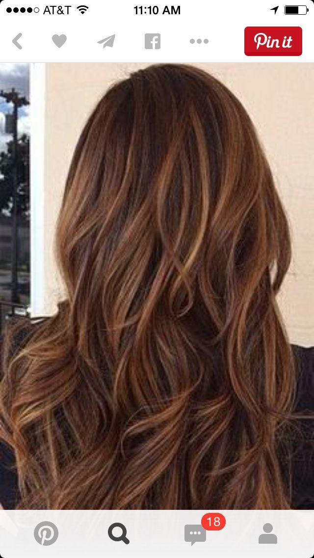 Highlights Haar Pinterest Hair Inspiration Hair Cuts And Hair