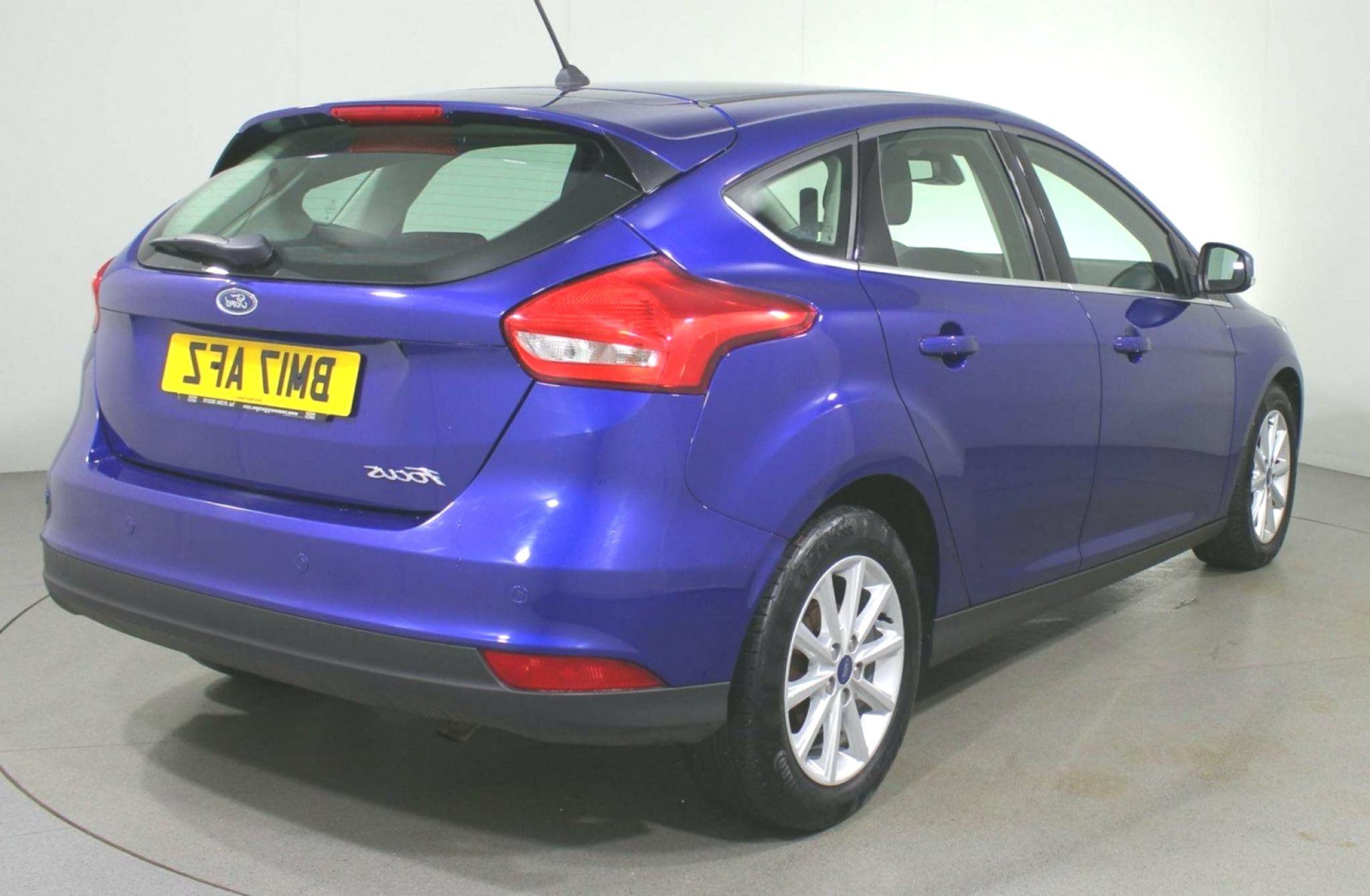 Ford Focus 15 Tdci 120 Titanium 5dr For Sale In 2020 Ford Focus