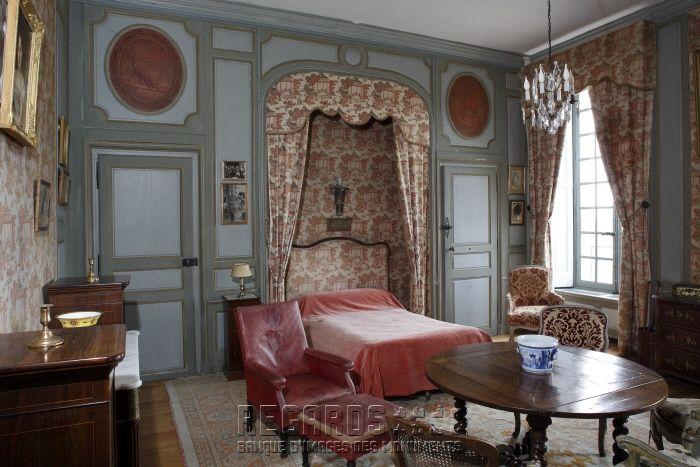 Chateau De La Motte Tilly Chateaux Interiors French Interior Design Arlington House