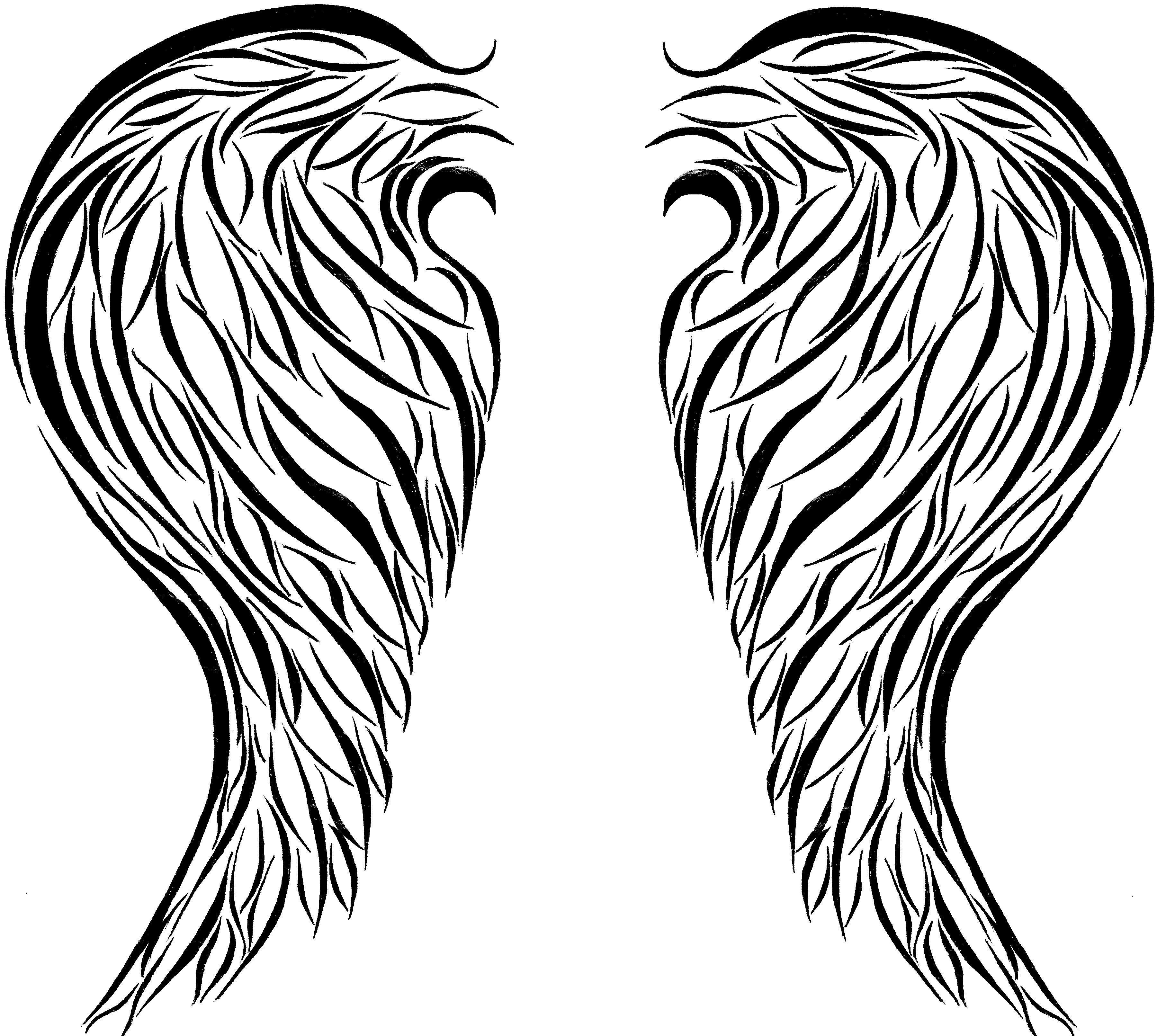 angel wings - Google Search | Tattoos | Pinterest