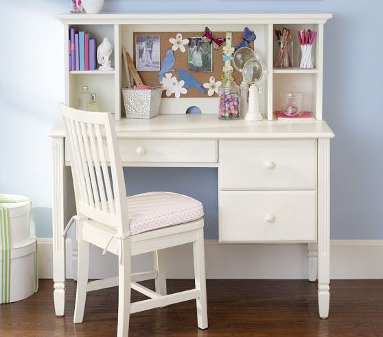Carolina Stationary Desk Chair Desk For Girls Room Girls Bedroom Furniture Small Bedroom Desk