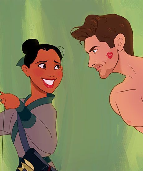 Which disney princess are you dating anyone brian