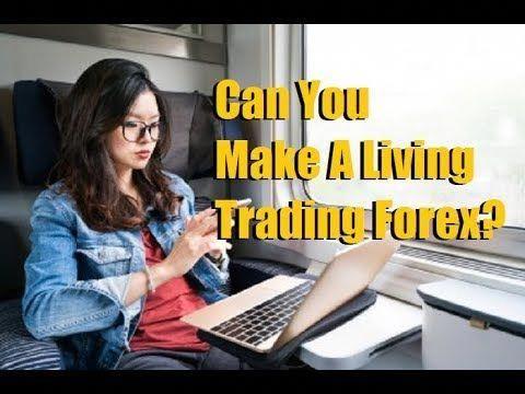 Does anyone make money trading forex