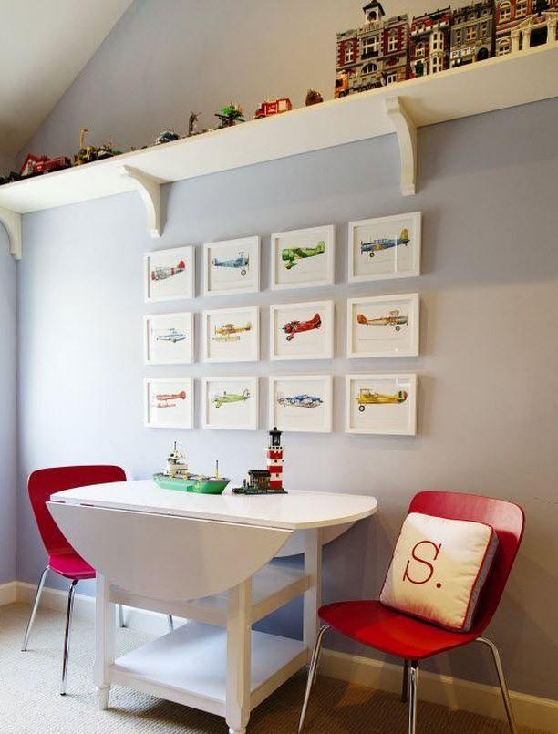 Our Favorite Lego Display Ideas Creative Bedroom Boy Room Big Boy Room