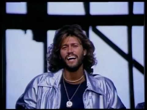 BeeGees - Stayin 'Alive - Special Version