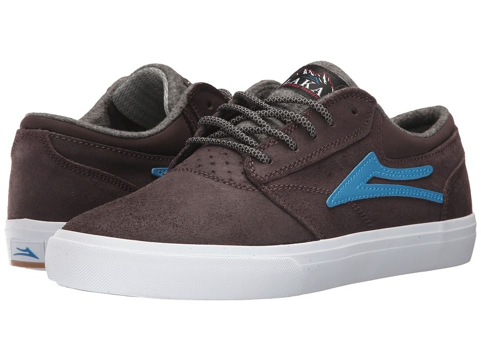 Oilded Griffin Weather Shoes Treated Suede Brown Lakai Skate Men's q0FgdOxFBw