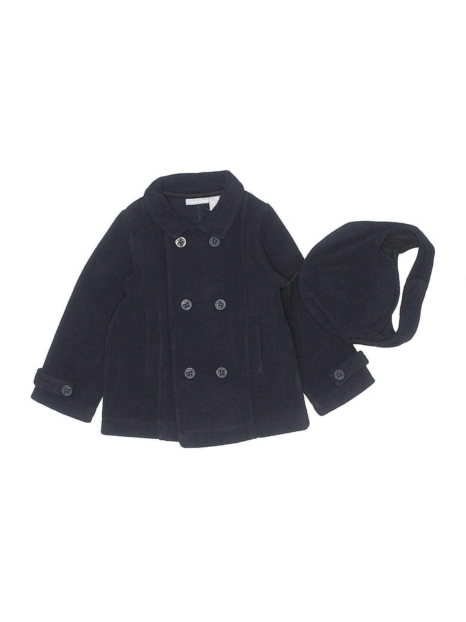 First impressions fleece jacket gray girls jackets u outerwear