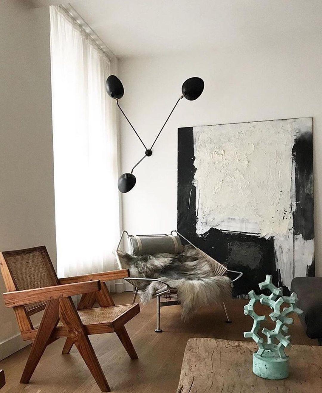 """Marc Costa on Instagram: """"#interiors #interiordesign #design #art #theworldofinteriors #pierrejeanneret @duedefonss #architecture #homedecor #decor #lifestyle…"""""""