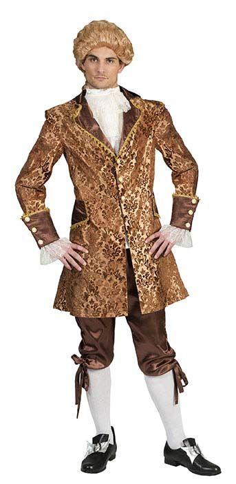 1c1ac5d1e48 Deluxe Men's Baroque Bartoli 18th Century Costume - Candy Apple Costumes