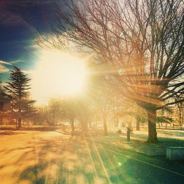 Le soleil brille sur #Chateauroux - via @Cédric Foulon