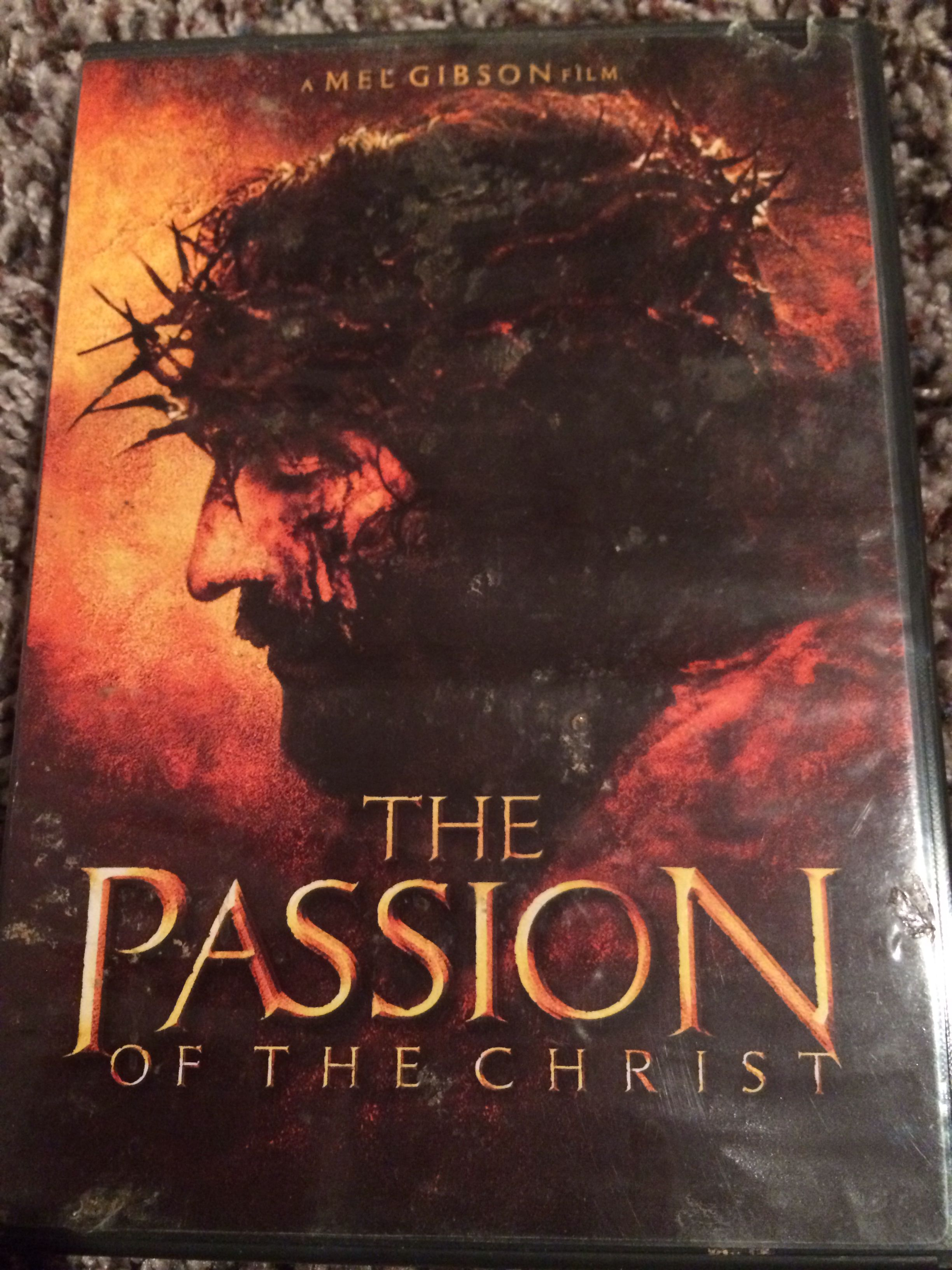 The Passion of Christ Easter movies, Mel gibson, See movie