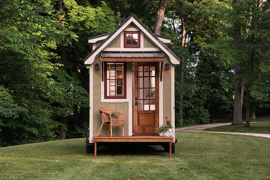 TINY HOUSE 8x40 320 SQ FT WITH W/O LOFTS 1 2 BEDROOM STEEL CONSTRUCTION  PRE FAB