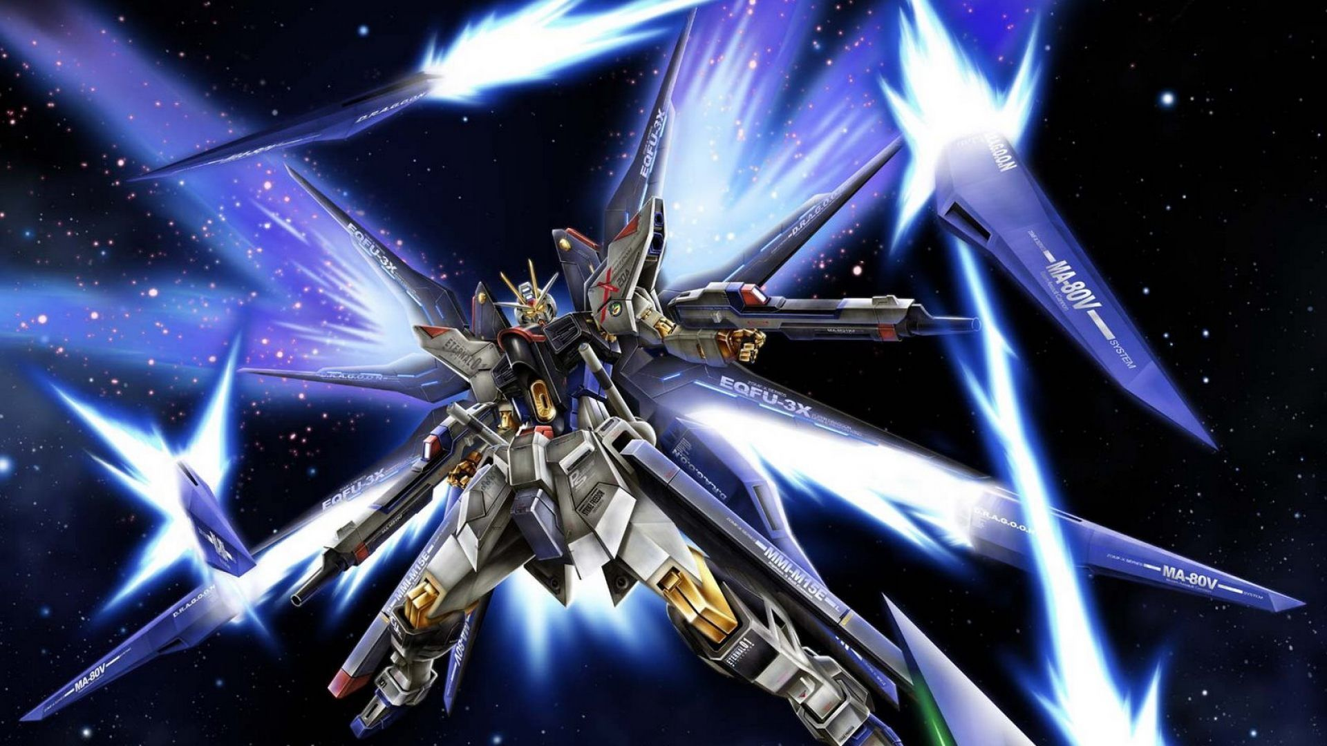 Gundam Seed Wallpapers Wallpaper Cave フリーダム ガンダム