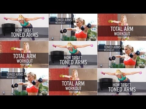 3 Arm Workouts - YouTube  2874df01c2e