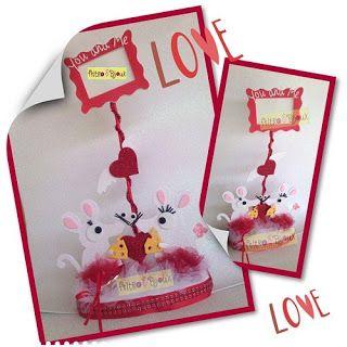 Le Bricottine Creative: San Valentino ...  Me and you!!