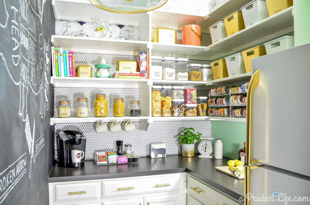 Charming Organization Orgasms: 21 Well Designed Pantries Youu0027d Love To Have In Your Awesome Design