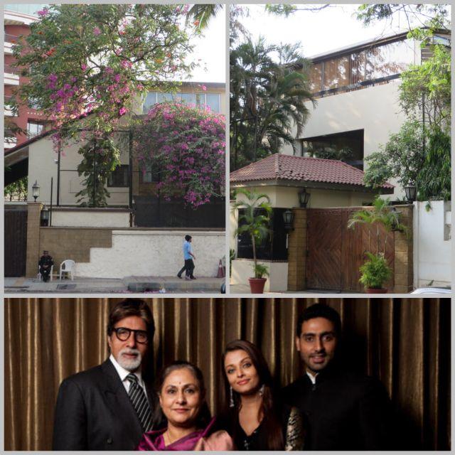 Jalsa Prateeksha Bungalow Is The Home Of Bollywood Bachchan