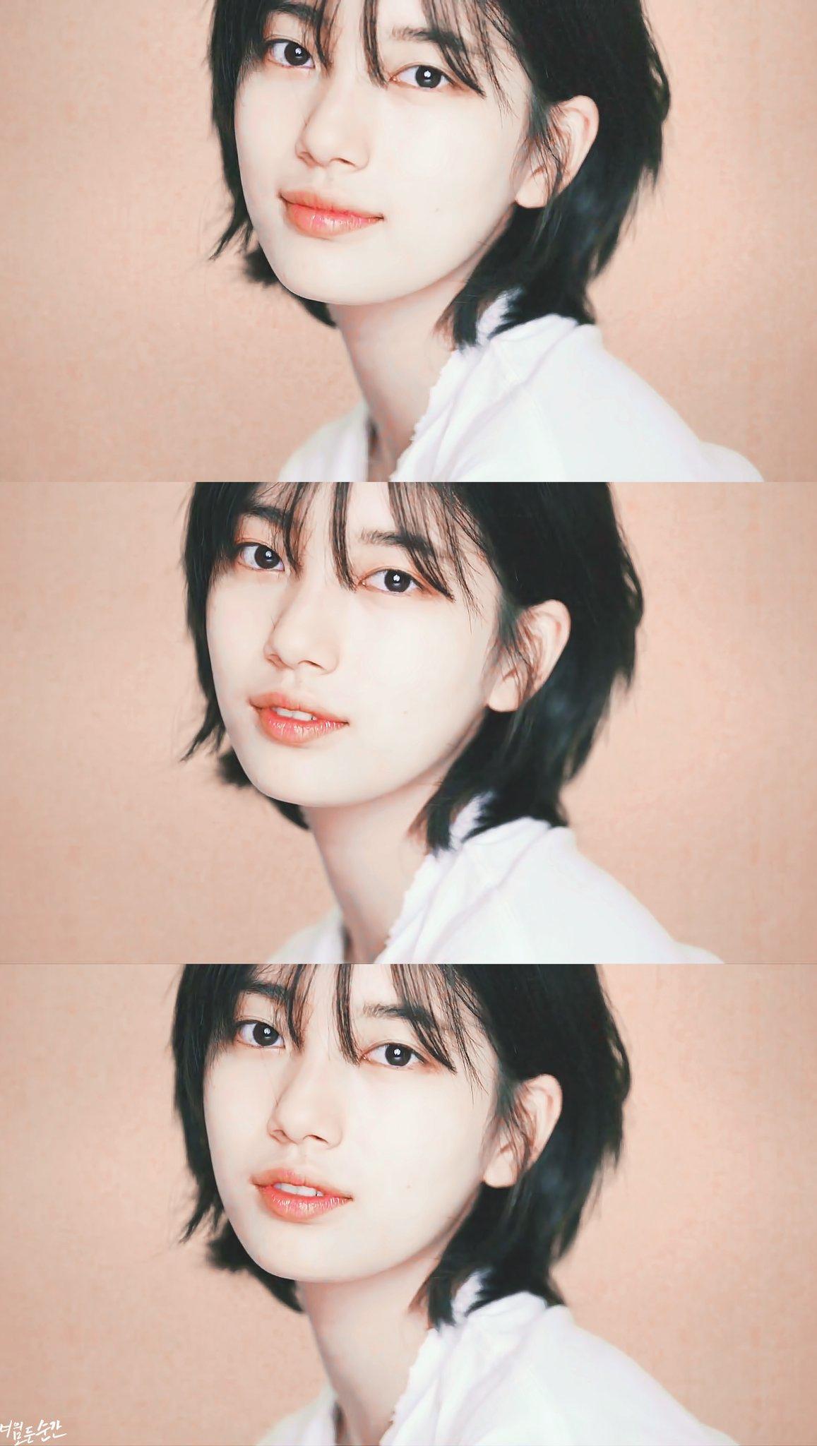 Suzy Short Hair Layered And Textured With See Through Bangs Korean Short Hair Short Hair Tomboy Asian Short Hair