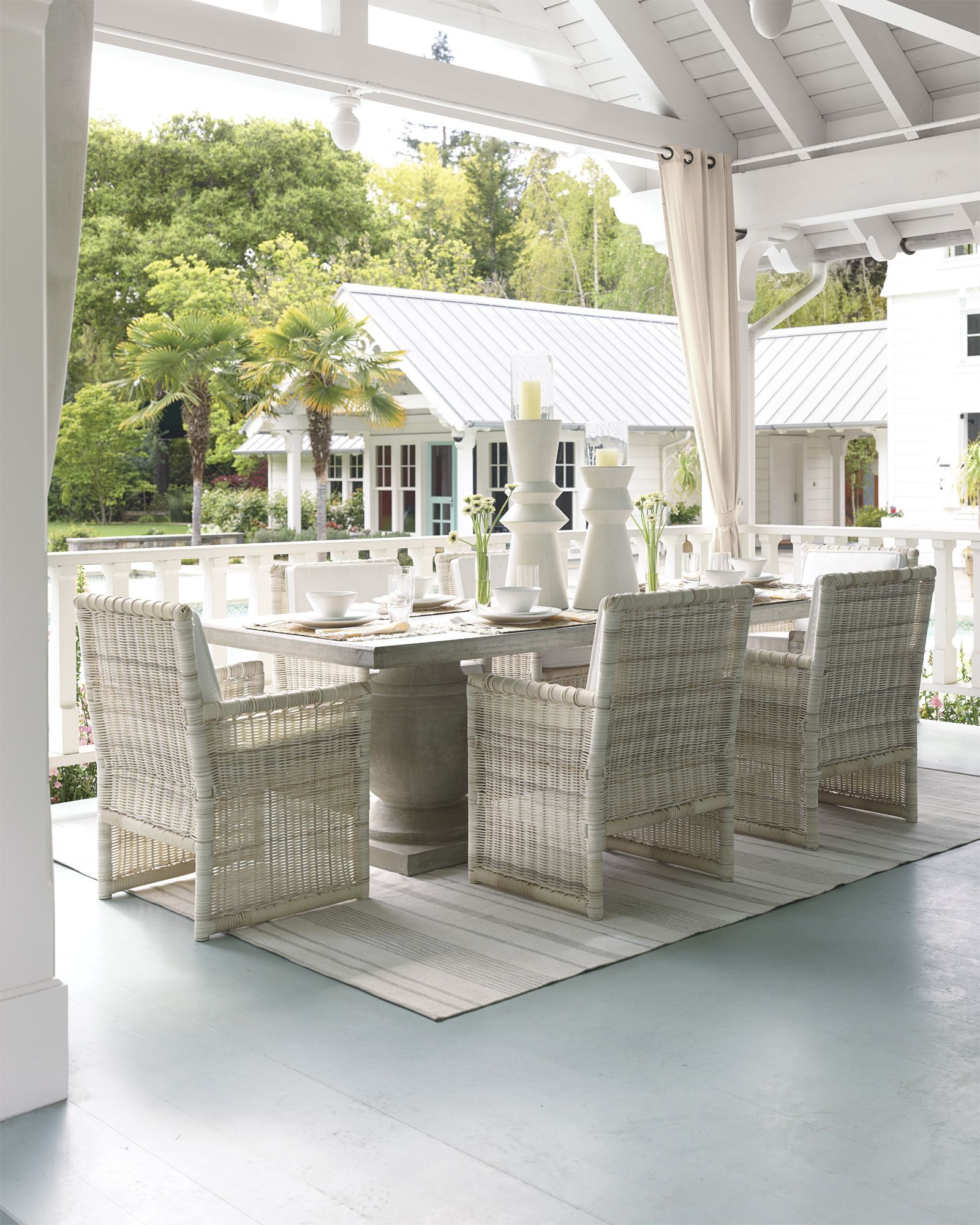 Terrace Dining Table Serena Lily
