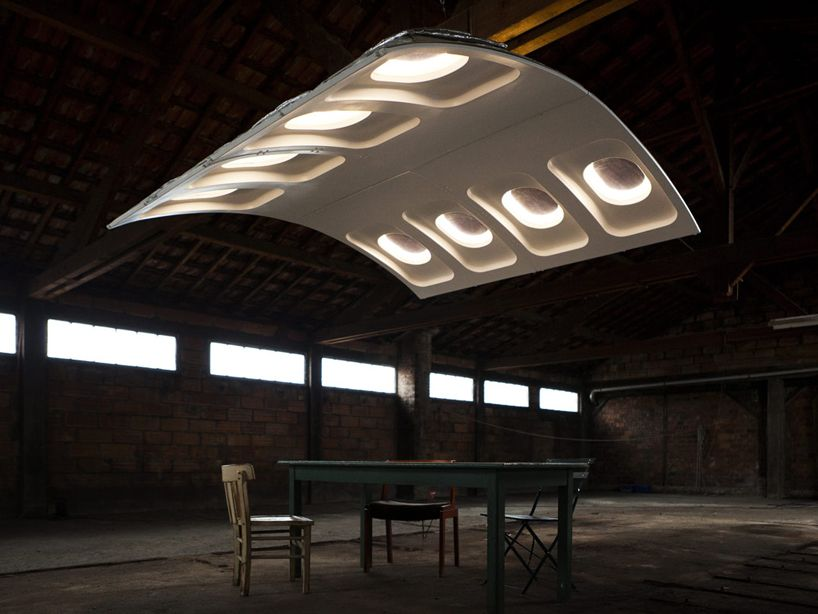 paul coudamy: airbus window lighting