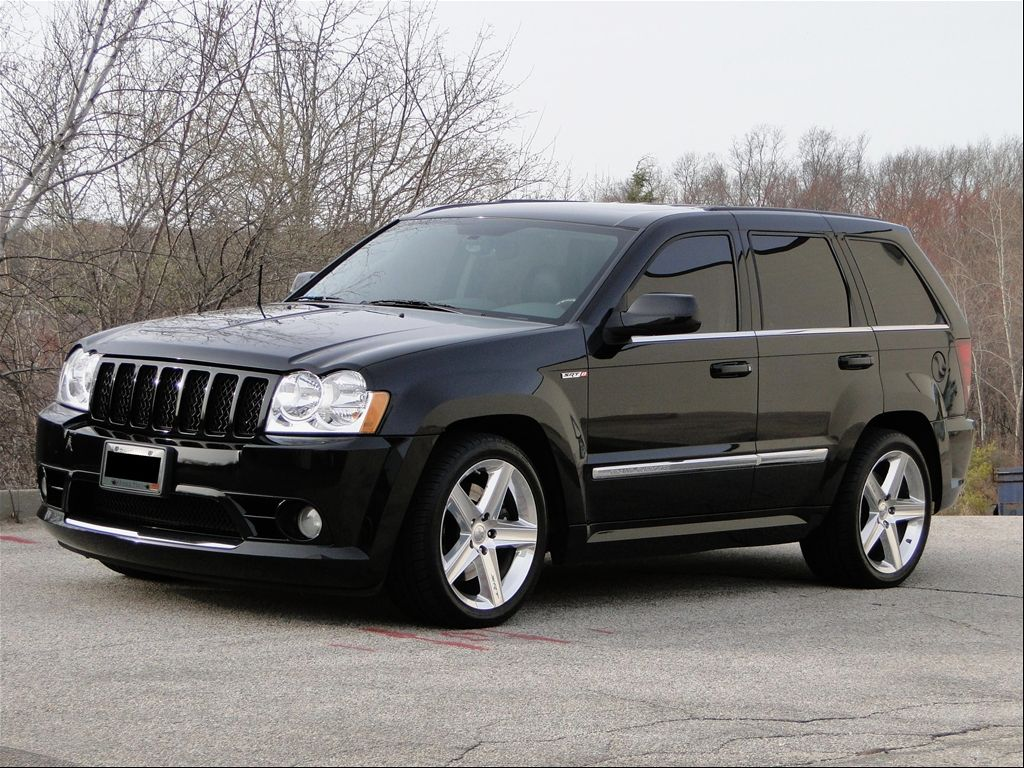 2007 jeep srt8 2007 jeep grand cherokee srt8 sport utility 4d m4xm1l10n srt8 w 2007. Black Bedroom Furniture Sets. Home Design Ideas