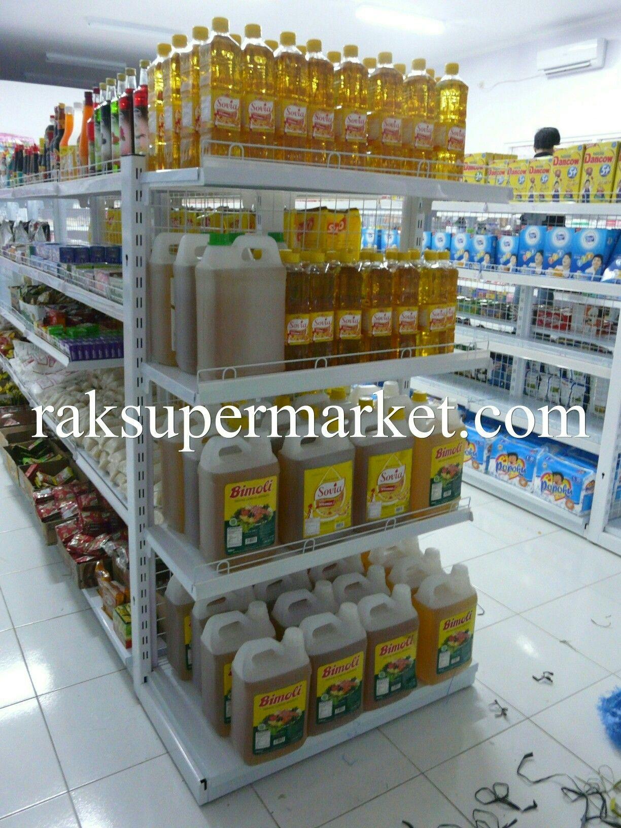 Jual rak minimarket supermarket rak minimarket mirip