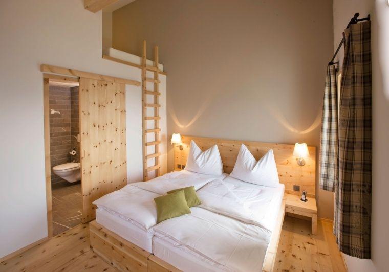 porte coulissante l gance et gain de place en bois portes et bois. Black Bedroom Furniture Sets. Home Design Ideas